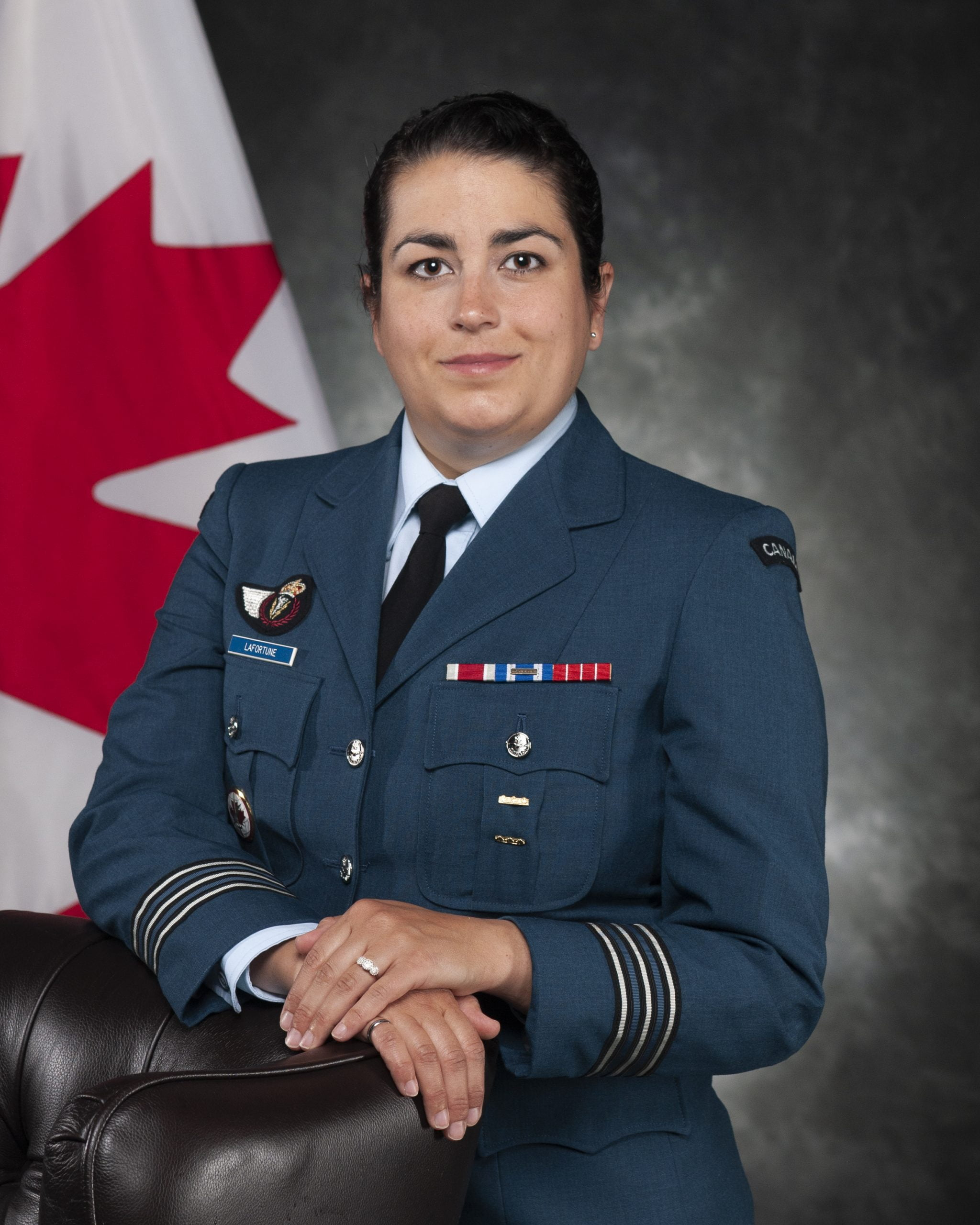 LCol Marilyne Lafortune, CD - CO CFNOC
