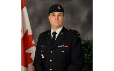 RETIREMENT – LCOL TODD ANSTEY, CD – 00341 SIGS