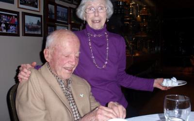 Célébration de la Vie – Sgt Allan Edwin Stapleton, CD, CTRC (à la retraite), ancien combattant de WWII