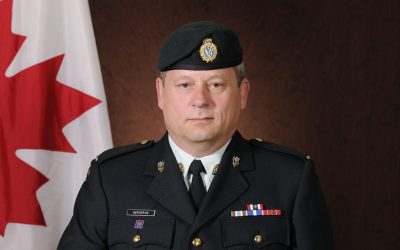 RETIREMENT – CWO MICHEL BERGERON, CD – 00381 CWO