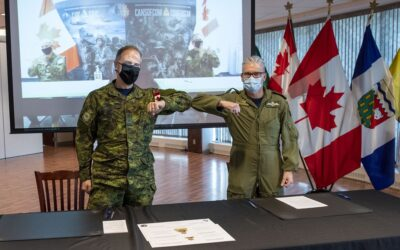 BGen Pascal Godbout Appointed Joint Task Force (North) Commander