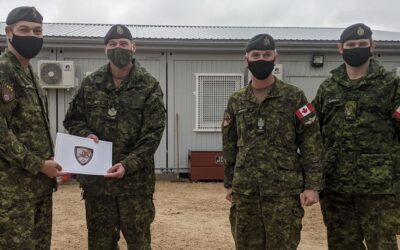 Sgt Smith – TFL Commander's Commendation