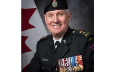 RETIREMENT – LCOL ROD STERLING, CD – 00341 SIGS
