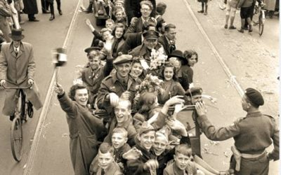 Support the 77th  Netherlands Liberation Anniversary!