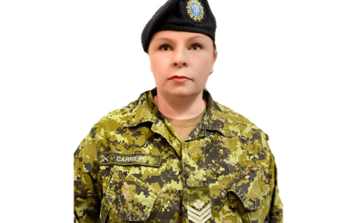 RETIREMENT – SGT CRYSTAL CARRIERE, CD – 00384 LINE TECH