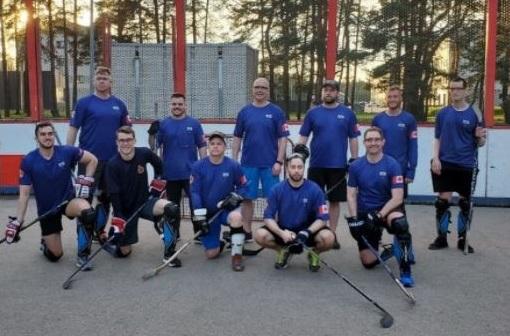 eFP Latvia Ball Hockey Tournament
