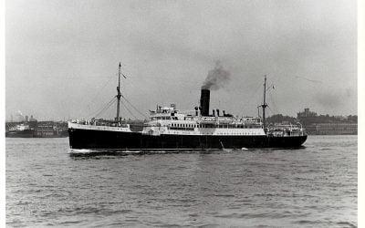 Une tragédie maritime de 1941 – Un nouveau livre d'intérêt historique